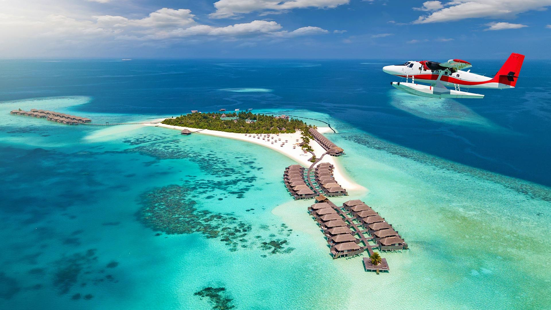 Sejur charter Maldive, 10 zile - februarie 2022