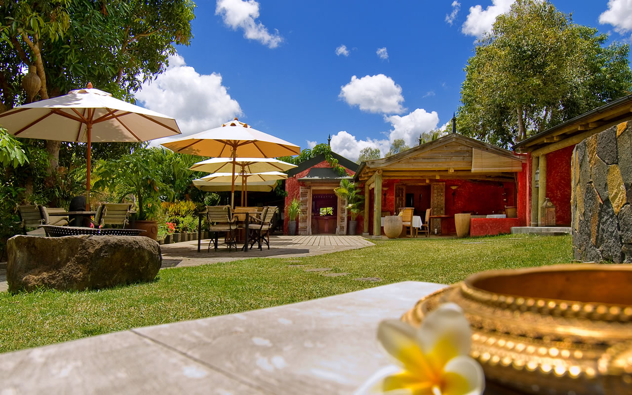 Lakaz Chamarel Exclusive Lodge 4*