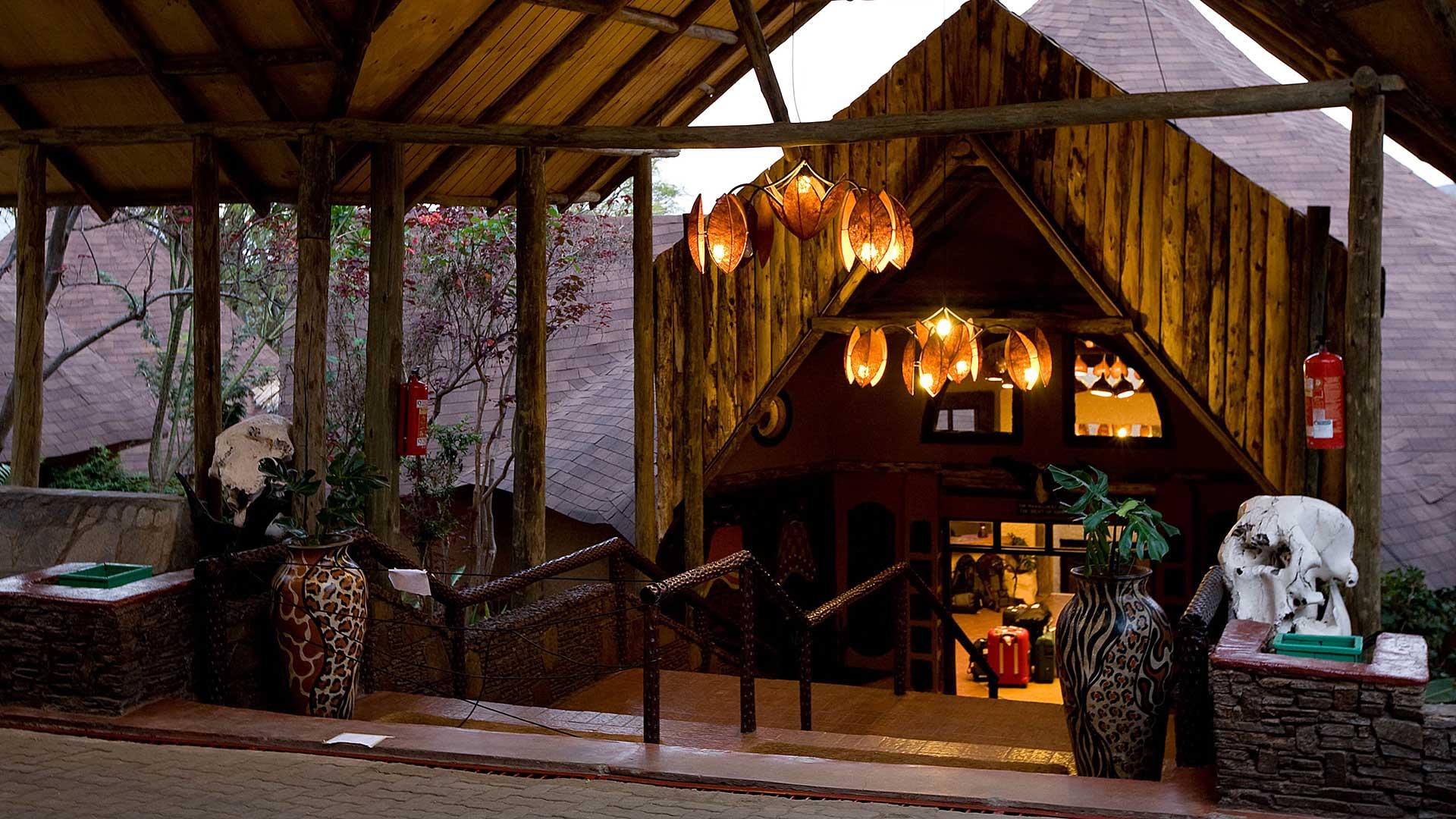 Maasai Mara Sopa Lodge 4*