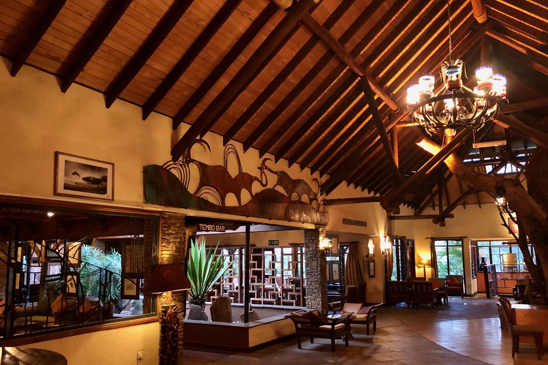 Keekorok Lodge 10*