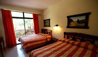 Hotel Gran Jimenoa 4*