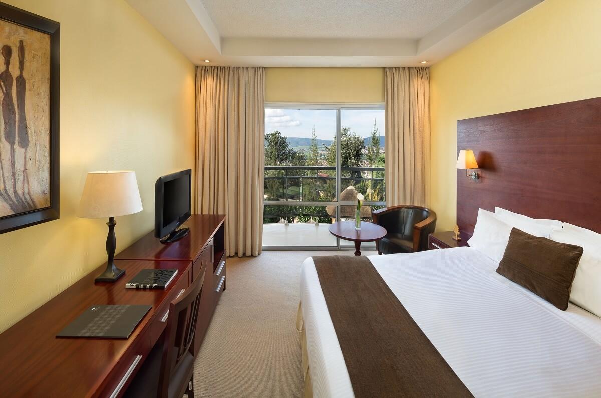 Hotel Des Mille Collines Kigali 4*