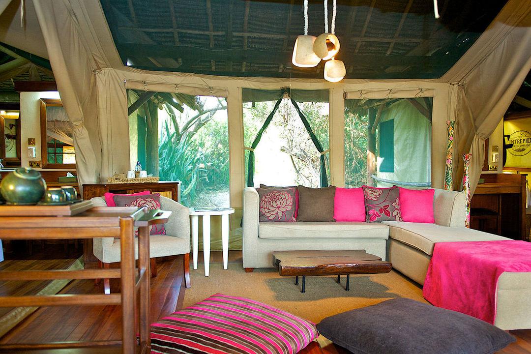 Samburu Intrepids Luxury Tented Camp 10*