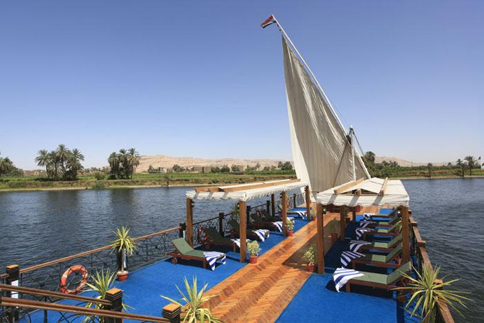 Nile Cruise Merit Dahabiya 5*