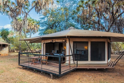 Ashnil Samburu Camp 10*