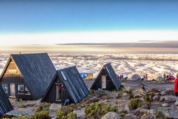 Horombo Hut 11*