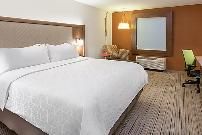 Holiday Inn Hotel & Suites Asheville Downtown 3*