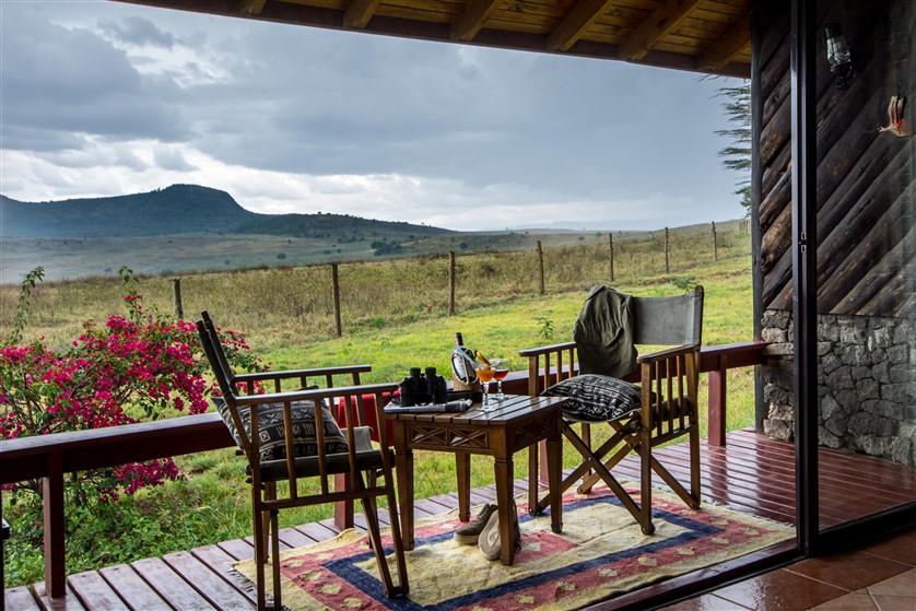 Lake Nakuru Lodge 4*