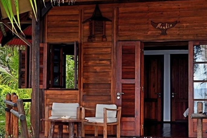 Princesse Bora Lodge & Spa 4*