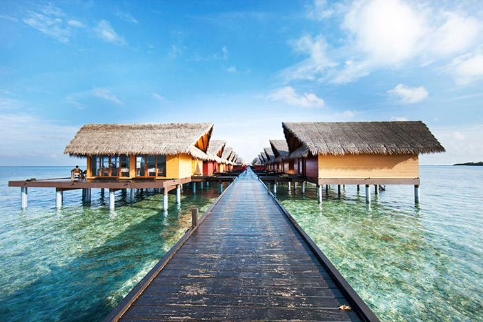 Adaaran Select Hudhuranfushi Maldives 4*