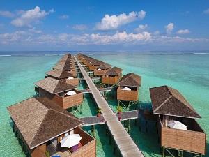 Meeru Island Resort & Spa 4*
