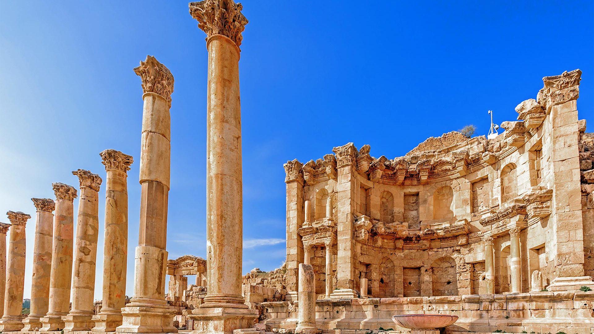 Circuit de grup - Essential Iordania, 8 zile