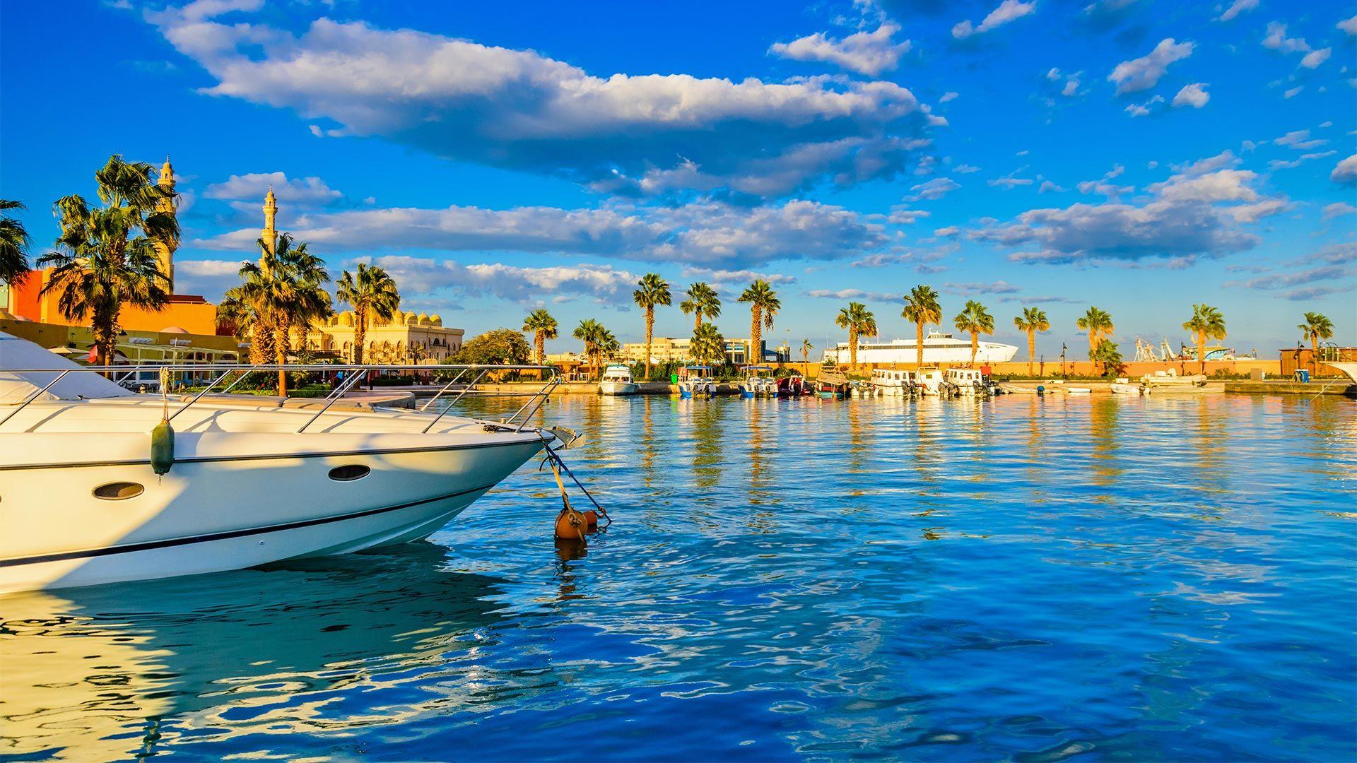 Best Deal Travelhubx - Sejur plaja charter Hurghada - 23 octombrie 2021