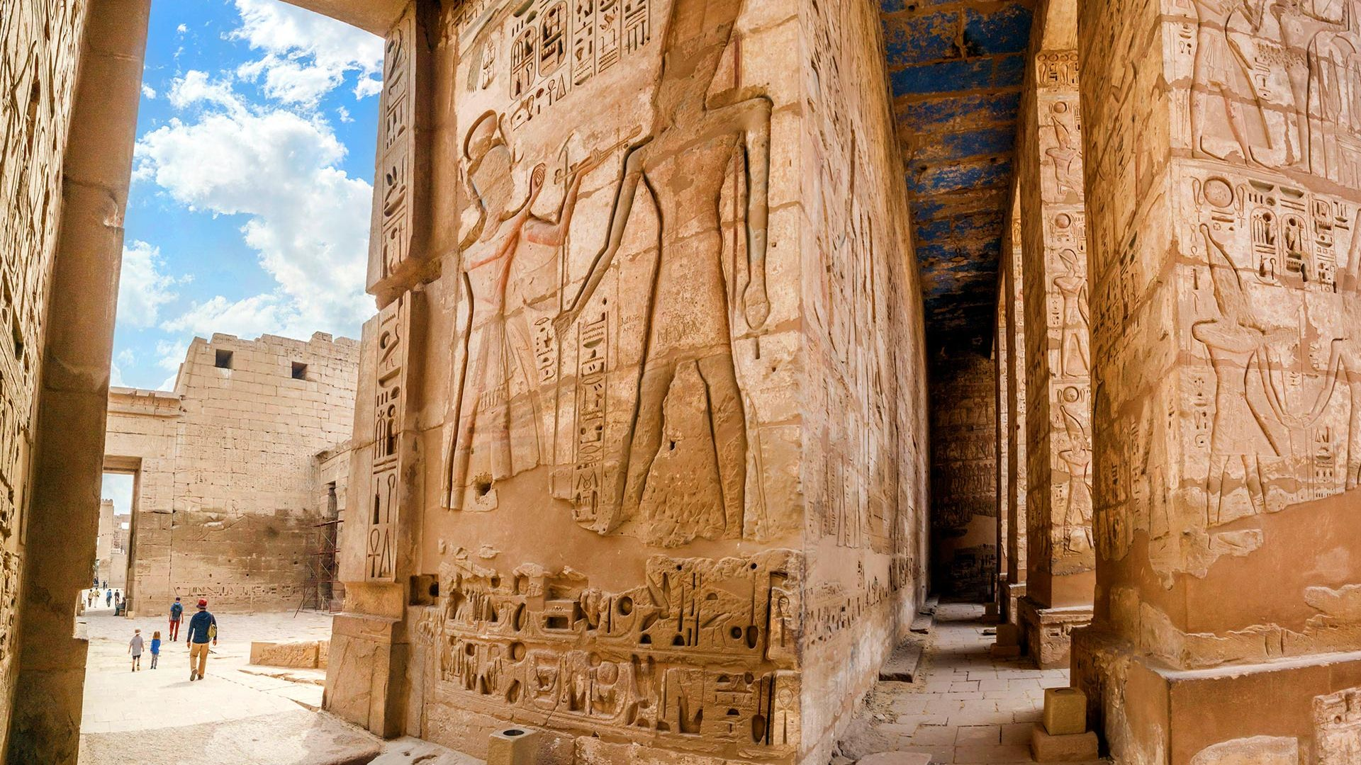 Circuit de grup - Essential Egipt, 8 zile - septembrie 2021