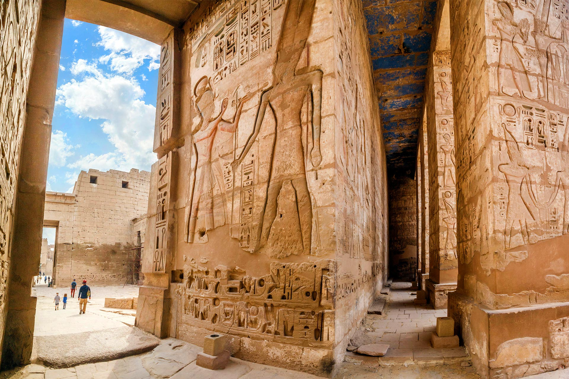Circuit de grup - Discover Egipt, 8 zile - septembrie 2021
