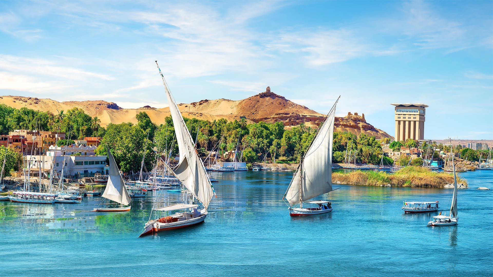 Circuit de grup - Luxury Experience Cairo & Private Cruise autentic pe Nil, 11 zile