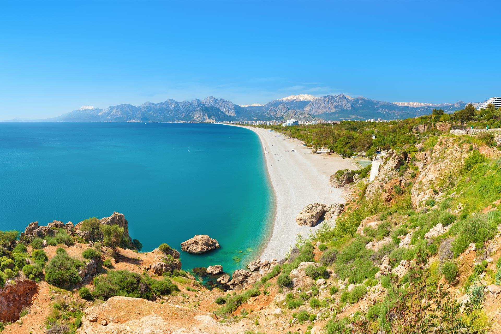 Sejur plaja Antalya, Turcia, 8 zile - charter 2021