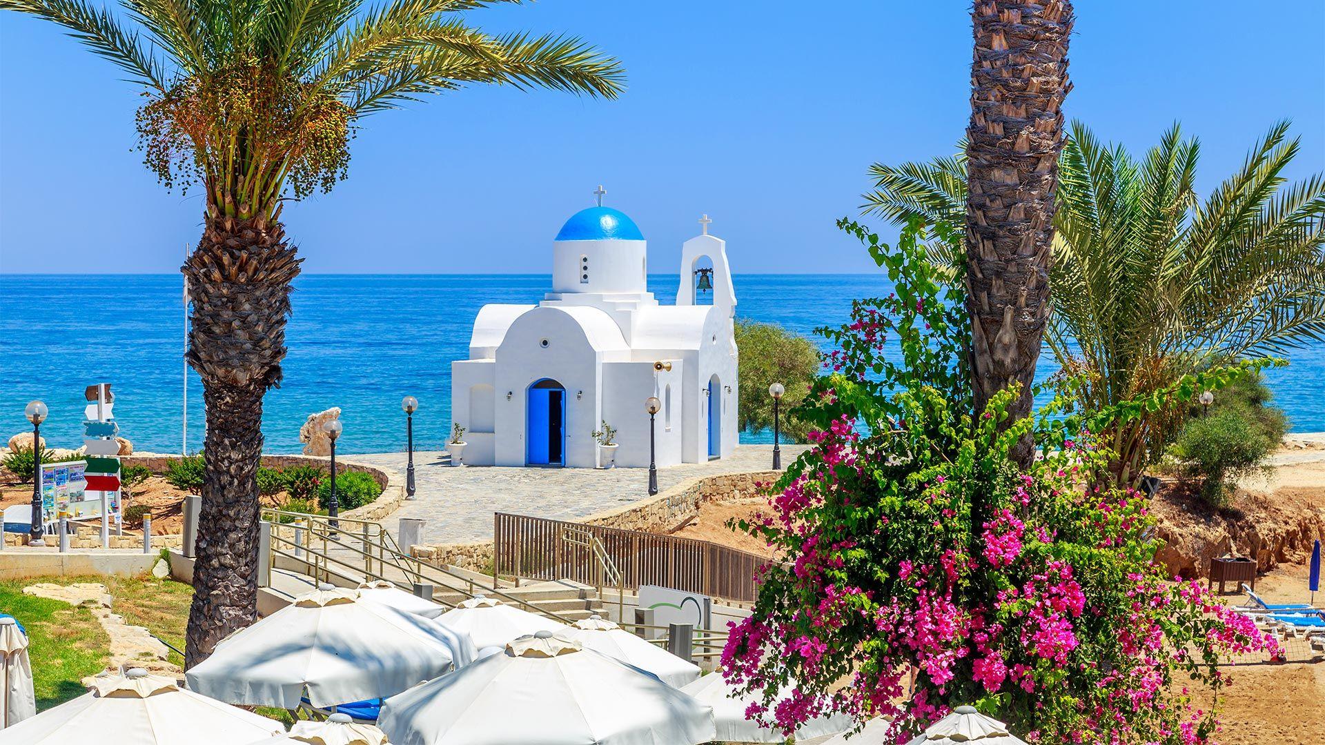 Circuit de grup - Essential Cipru - 8 zile