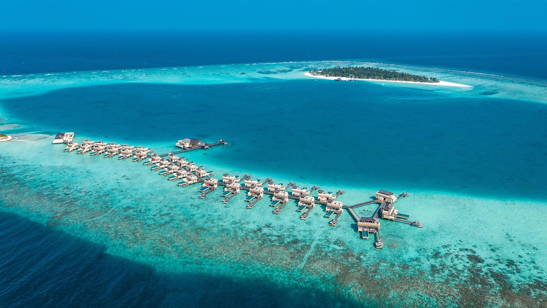 Luna de miere - Sejur plaja Angsana Velavaru Maldive 5*, 10 zile